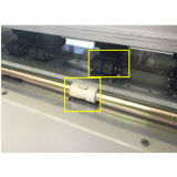 Chaud-Vendant la machine de découpage d'étiquette de vinyle (VCT-LCS)