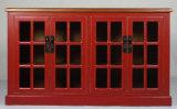Китайский шведский стол стекла античной мебели