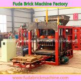 Máquina hidráulica profissional automática do tijolo para o bloco e o tijolo do produto
