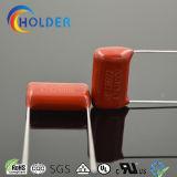 Metalizado Ploypropylene Film Capacitor (CBB22) como dielétrica e Electode, com cobre e aço revestido de Leads e expoxy Resin Coating