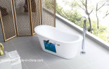 2016簡単なアクリルの支えがない浴槽(LT-5S)
