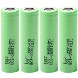 pour Samsung Icr18650-30b 3000mAh Rechargeable Lithium18650 Battery 3.7V