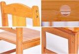 의자를 식사하는 정원 의자 대나무 의자