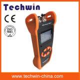 Techwin Pon Construcitonのための視覚力メートルおよびPonのプロジェクトTw3212eの維持