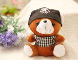 Urso enchido do brinquedo do presente de aniversário o luxuoso o mais macio em brinquedos enormes do animal do urso da peluche do grande tamanho