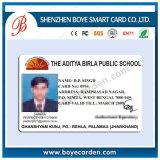 Diseño de tarjeta de la identificación de la tarjeta/del empleado de la identificación del personal de la compañía
