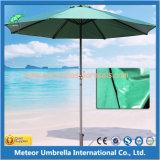 중간 란 사각 정원 옥외 우산