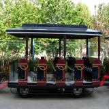 Factory cinese Popular e Hot Diesel Tourist Train (RSD-442P-1)