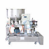 Água Bottling Machine Washing/Filling/Capping em Line