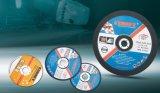 Vlak Scherp Wiel 125X1.2X22.2mm) Schuurmiddel voor van het Roestvrij staal (met MPa Certificaten