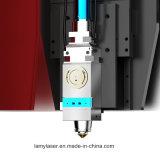cortadora inoxidable del laser de la fibra de la hoja 500W