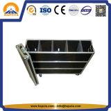 Caso di alluminio di volo con le rotelle per il suono della fase (HF-1306)