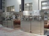 Química caliente del secador de aire de circulación del catalizador
