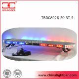 azzurro rosso LED dell'automobile 24V che avverte Lightbar con l'altoparlante (TBD08926-20-3T-S)