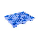 Pallet di plastica di forte caricamento pesante a quattro vie della struttura per carico & memoria