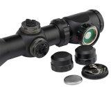 2-6X32aoe roter u. grün u. blauer PUNKT Anblick Airsoft Bereich Riflescope