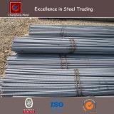 Barre di ferro materiale concreto