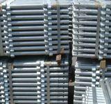 溶融亜鉛めっき鋼スタンション