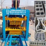 Hydraulischer automatischer Betonstein des Kleber-Qt4-18, der Maschine herstellt