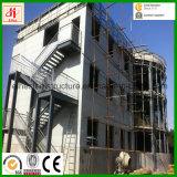 Construction préfabriquée amovible de structure métallique pour la zone tropicale