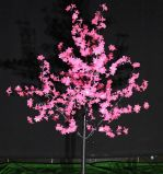 Lame d'érable de lumière d'arbre de DEL pour des vacances