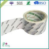 Weißer OPP Kleber gedrucktes Verpackungs-Band mit starker Adhäsion