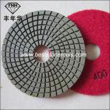 Marmorpolierauflage-flexible Harz-Auflage des Granit-Wd-13
