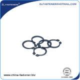 Anello elastico elastico personalizzato del acciaio al carbonio per la frizione