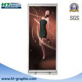 stand d'intérieur en aluminium de bandeau publicitaire de 85cm*200cm