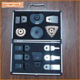 L'outil multi de oscillation 13PCS scie le nécessaire réglé d'outil manuel de lame