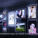 Advertizing LED Light Box를 위한 옷 Display Window