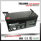12V200ah Rechargeable Solar Battery (CER RoHS UL)
