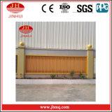 黄色い管の安全塀または機密保護の手すりの塀(Jh162)に塗るPVDF