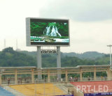 Hight Luminosité extérieure P10 LED Dynamic Digital Display for Sport Perimeter