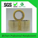 Hot Melt basada BOPP cinta adhesiva de embalaje