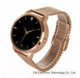2016人間の特徴をもつスマートな電話のための新しい到着のBluetoothのスマートな腕時計の腕時計の腕時計