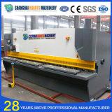 QC12y CNC de Hydraulische Scherende Machine van de Plaat van het Staal