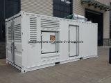 El mejor generador diesel industrial del envase del precio 800kw / 1000kVA (GDC1000 * S)