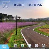 La lumière solaire de jardin de modèle européen