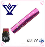 Mini autodifesa Equipment Lipstick Stun Gun con Flashlight (SYSG-145)