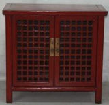 Sideboard chinês da madeira da mobília antiga