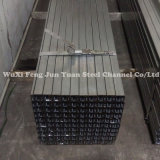 Canal de acero Pre-Galvanizado montaje de la alta calidad de acero del ángulo del picovoltio