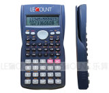 240 функций 2 Line Display Scientific Calculator с Сползать-на Back Case (LC750)