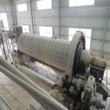 Linha bloco da produção da cinza de mosca AAC que faz a máquina