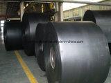 Correia transportadora de borracha resistente do petróleo para materiais oleosos do transporte