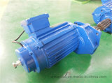 Motor engrenado guindaste dos alces 0.75kw com o motor do carro de /End do amortecedor (0.25kW~3.75kW)