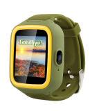 PAS-Emergency Warnung GPS-Verfolger-Armband, das Kind-intelligente Uhr in Position bringt