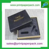 L'abitudine ha stampato la casella impaccante di carta di lusso con l'inserto di EVA