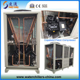 Piston Compressor (40HP)를 가진 낮은 Temperature Water Chiller