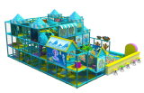Campo da giuoco dell'interno dei bambini per la serie dell'oceano